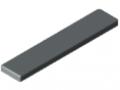 Cap X 8 80x16, grey similar to RAL 7042