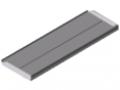 Shelf 8 200-600 with Raised Edge