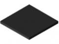 Polyethylen UHMW 10mm ESD, schwarz ähnlich RAL 9005